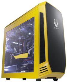 BitFenix Aegis Yellow - M-ATX Tower