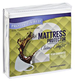 Protect-A-Bed - Classic Comfort Mattress Protector