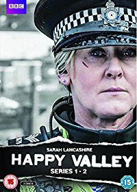 Happy Valley: Series 1-2 (DVD)