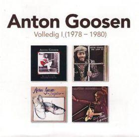 Anton Goosen - Volledig 1 (1978 - 1980) (CD)