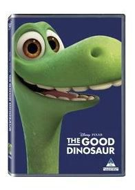 The Scenic Photorealistic Settings Of Good Dinosaur Are On Display In The Dvd