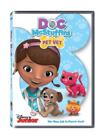 Doc Mcstuffins: Pet Vet (DVD)