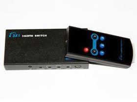 Lenkeng 3-In-1 Out 4KX2K HDMI Switch