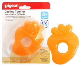Pigeon - Carrot Shaped Cooling Teether