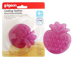 Pigeon - Strawberry Shaped Cooling Teether