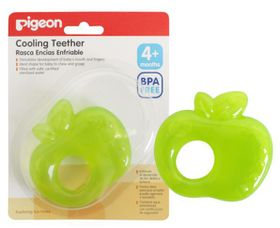 Pigeon - Apple Shaped Cooling Teether