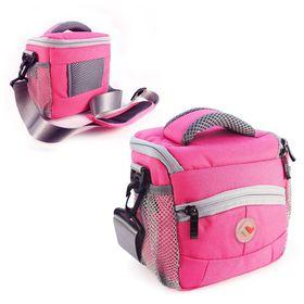 Tuff-Luv Montana Toploader Camera Bag Pink