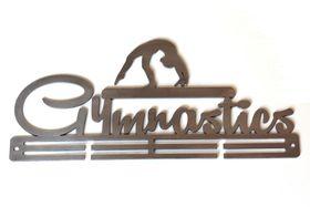 TrendyShop Gymnastics Beam Medal Hanger - Stainless Steel