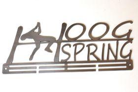 TrendyShop Hoog Spring Medal Hanger - Stainless Steel