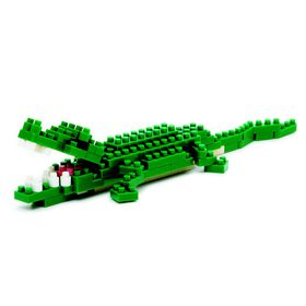 Nanoblock - Nile Crocodile