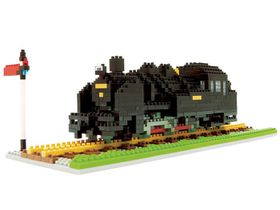 Nanoblock - Steam Locomotive