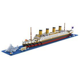 Diamond Block- Titanic