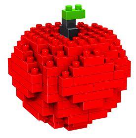 Diamond Block- Apple
