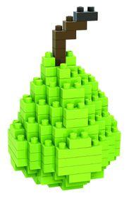 Diamond Block- Pear