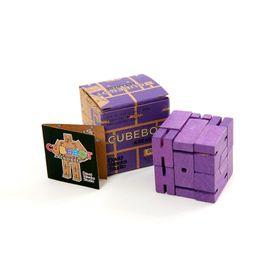 Areaware - Purple Micro Cubebot