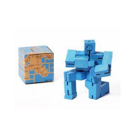 Areaware - Blue Micro Cubebot