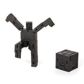 Areaware - Black Ninja Micro Cubebot