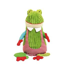Deglingos Original Croakos The Frog Plush Toy