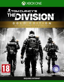 Tom Clancy's The Division - Gold Edition (Xbox One)