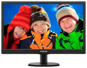 Philips 203V5LSB2/62 19.5'' LED VGA Monitor