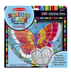 Melissa & Doug Butterfly Stained Glass