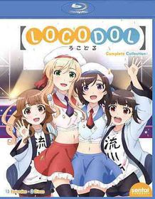 Locodol:Complete Collection - (Region A Import Blu-ray Disc)