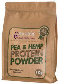 Lifematrix Pea & Hemp Protein - 1kg