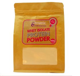 Lifematrix Whey Isolate Protein - 400g