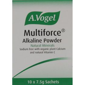 A.Vogel Multiforce Alkaline Powder (Sachets) - 10's