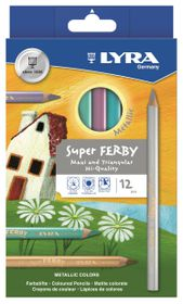 Lyra Super Ferby 12 Metallic Colours