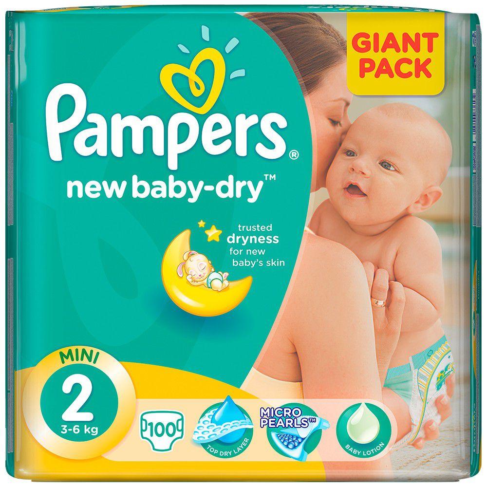 babylove oder pampers