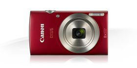 Canon IXUS 175 Digital Camera Red