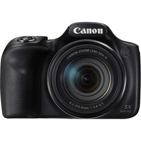 Canon SX540 Ultra Zoom Digital Camera Black