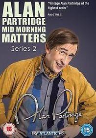 Alan Partridge: Mid Morning Matters - Series 2 (DVD)
