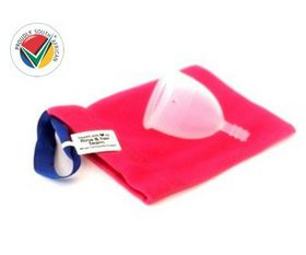 MPower Menstrual Cup (Size: Light Flow)