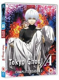 Tokyo Ghoul: Root A (DVD)