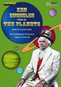 Ken Russell's View of the Planets (DVD)