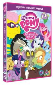My Little Pony - Friendship Is Magic: Princess Twilight Sparkle (DVD)