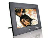 Fotomate 7'' FM110 Digital Photo Frame - Black