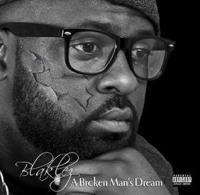 Blacklez - A Broken Man's Dream (CD)