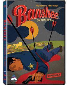 Banshee Season 3 (DVD)