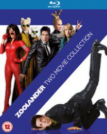 Zoolander/Zoolander 2 (Blu-Ray)
