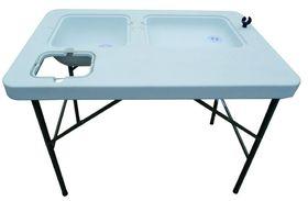 Bushtec - Hdpe Preparation Table - White