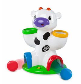Bright Starts - Having A Ball - Drop and Giggle Cow