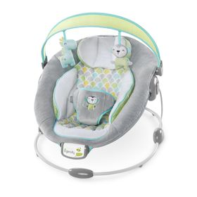 Ingenuity - Soothe and Delight Savvy Safari Bouncer