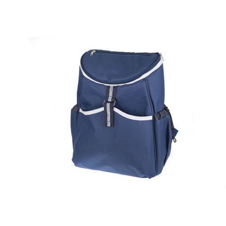 Eco - Backpack Cooler - Navy  f11bee1e60b3b