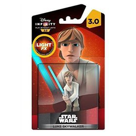 Disney Infinity Star Wars Light Fx Luke Sky Walker\t\t
