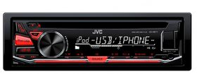 Jvc Cd Receiver With Front Usb/Aux Input