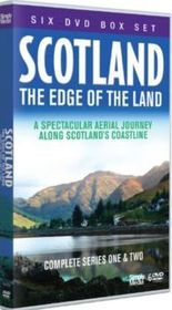 Scotland the Edge of Land: Series 1 and 2 (DVD)