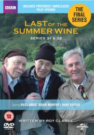 Last of the Summer Wine: Series 31 & 32 (DVD)